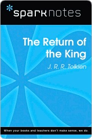 The Return of the King (SparkNotes Literature Guide Series)
