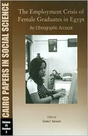 The Employment of Female Graduates in Egypt: An Ethnographic Account