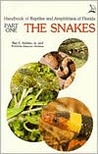 Handbook of Reptiles and Amphibians of Florida by Ray E. Ashton