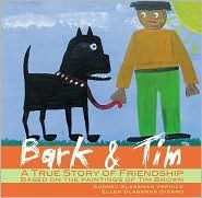 Bark & Tim by Audrey Vernick