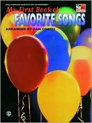 My First Book of Favorite Songs: Piano with Duet Acc.