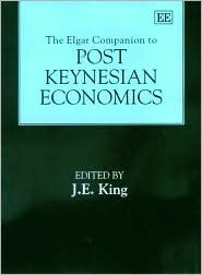 The Elgar Companion To Post Keynesian Ec...