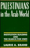 Palestinians in the Arab World: Institution Building and the Search for State