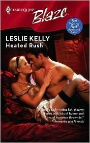 Resenha, livro, Heated-Rush, Leslie-Kelly
