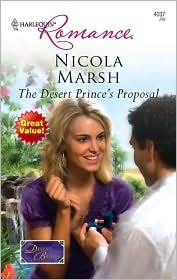 The Desert Princes Proposal