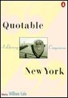 Quotable New York: A Literary Companion