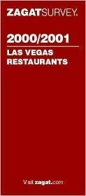 Zagatsurvey 2000/2001 Las Vegas Restaurants