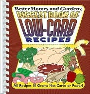 Biggest Book of Low Carb Recipes