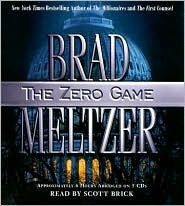 Ebook The Zero Game by Brad Meltzer read!