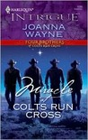 Miracle At Colts Run Cross (Harlequin Intrigue, #1096) (Four Brothers of Colts Run Cross, #5)