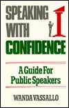 Speaking with Confidence: A Guide for Public Speakers