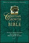 NIV Christian Growth Study Bible
