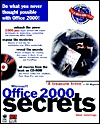 Microsoft Office 2000 Secrets [With *]