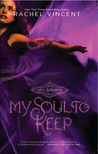 Download My Soul to Keep (Soul Screamers, #3)