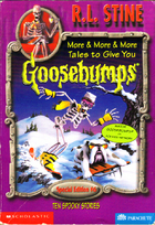 More more more tales to give you goosebumps ten spooky stories 460498 fandeluxe Images