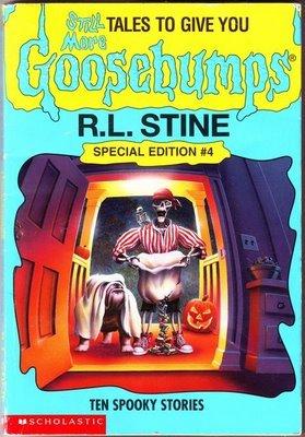 Still More Tales to Give You Goosebumps: Ten Spook...
