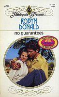 ➲ No Guarantees  Read ➺ Author Robyn Donald – Plummovies.info