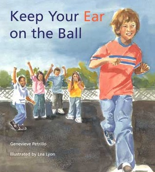 Keep Your Ear on the Ball by Genevieve Petrillo
