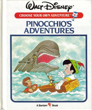 Pinocchio's Adventures (Walt Disney Choose Your Own Adventure, #2)