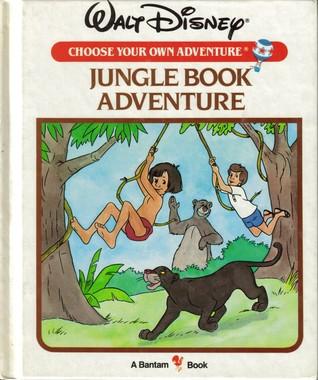 Jungle Book Adventure (Walt Disney Choose Your Own Adventure, #8)