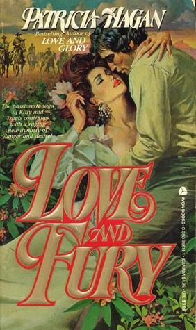 Love and Fury (Coltrane, #4)