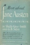 More About Jane Austen