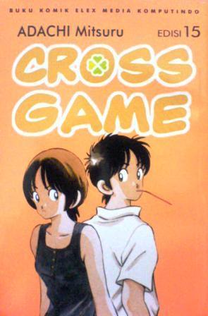 Cross Game 15 (Cross Game, #15)