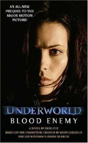 Underworld by Greg Cox