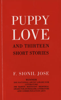 Puppy Love and Thirteen Short Stories by F. Sionil José