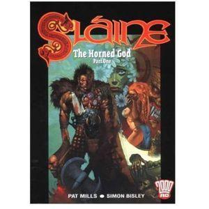 Slaine: The Horned God: v. 1 (A 2000 AD graphic novel)