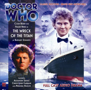 Doctor Who: The Wreck of the Titan