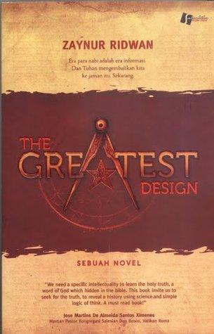 The Greatest Design by Zaynur Ridwan