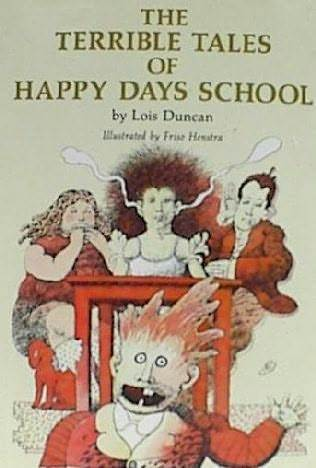 The Terrible Tales of Happy Days School