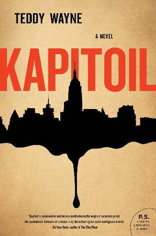 Kapitoil by Teddy Wayne
