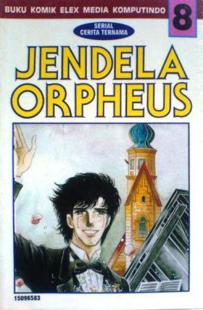 Jendela Orpheus Vol. 8 by Riyoko Ikeda