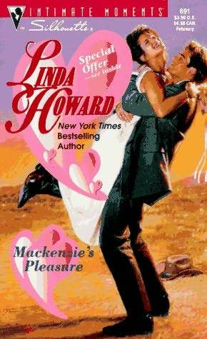 Mackenzie's Pleasure by Linda Howard