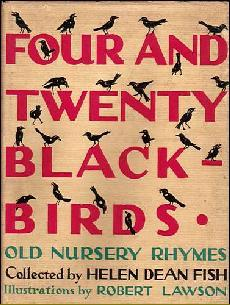 Image result for four and twenty blackbirds fish lawson