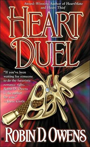 Heart Duel (Celta's Heartmates, #3)