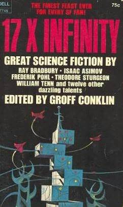 Ebook 17 X Infinity by Groff Conklin TXT!