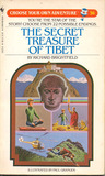The Secret Treasure of Tibet (Choose Your Own Adventure, #36)
