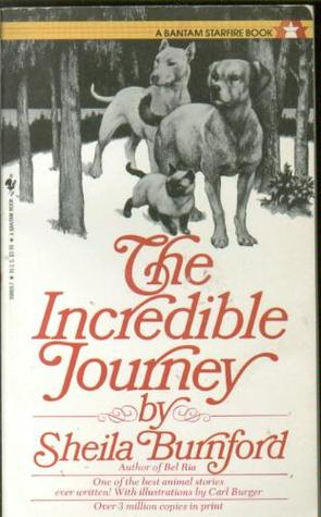 Journey the sheila burnford pdf incredible