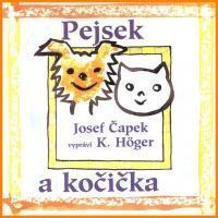 Pejsek a kočička by Josef Čapek