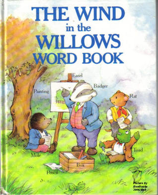 Wind in the Willows Word Book