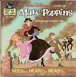 Story of Mary Poppins (Read-Along)