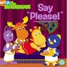 "Say ""Please!"": A Book About Manners (Backyardigans)"