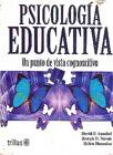 Psicología educativa: un punto de vista cognoscitivo