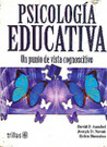 Psicología educativa by David Paul Ausubel