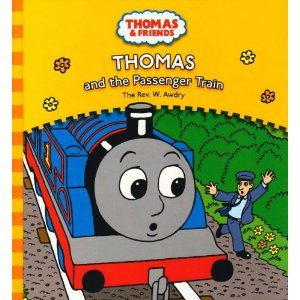 Thomas and the Passenger Train