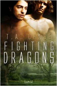 Fighting Dragons by T.A. Chase
