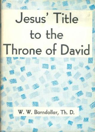 Jesus Title to the Throne of David